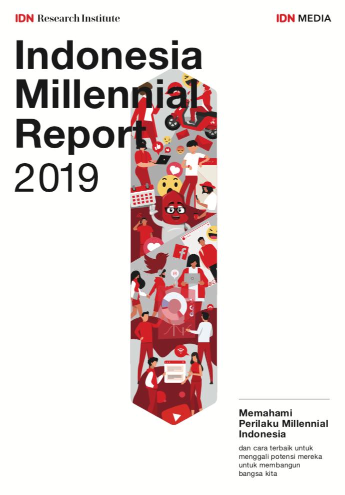 Indonesia Millennial Report 2019 | IDN Times